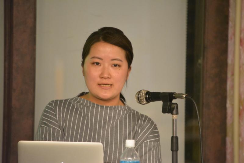 一般社団法人 防災ガール代表 田中 美咲さん